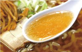 特製魚介スープ