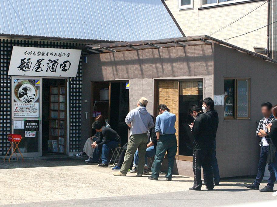 ラーメン激戦区・酒田のラーメン業界に新風を巻き起こす「麺屋酒田」